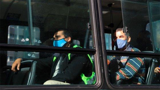 Transporte público: eliminaron restricciones implementadas por la pandemia