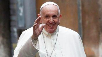 El Papa envió un mensaje a la Argentina por la fiesta de la Virgen de Luján