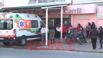 """Es normal la atención en el centro de salud """"Dr. Ramón Carrillo"""" de Paraná"""
