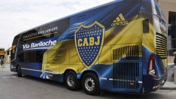 Boca llega hoy a Paraná, pero fanáticos no podrán acercarse a los futbolistas