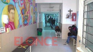 Covid-19: Piden paciencia por demoras de atención en guardia de centro de salud