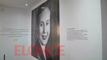 Incluirán en las efemérides escolares el nacimiento de Eva Duarte de Perón