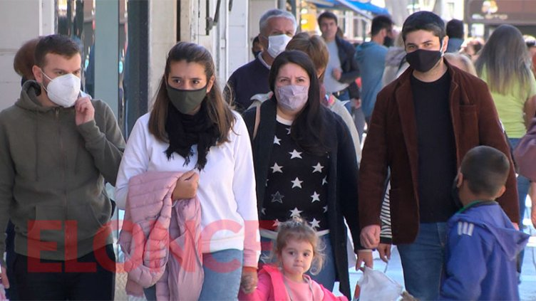 Reportaron 693 casos de coronavirus en la provincia en las últimas 48 horas