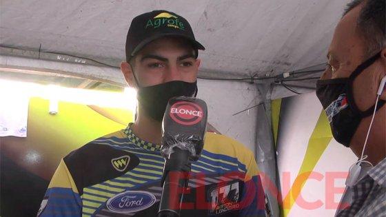 """TC en Paraná: """"Bajar los brazos no es una opción para nosotros"""", aseguró Londero"""