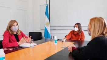 Provincia refuerza vínculos con Seguridad de la Nación: se rubricaron convenios