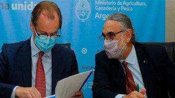 Bordet acordó inversión para mejorar caminos rurales y fortalecer producción