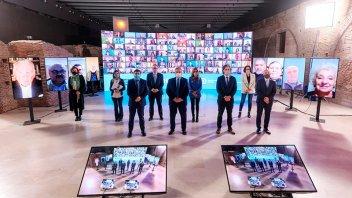 Paira participó del Consejo Federal Argentina contra el Hambre