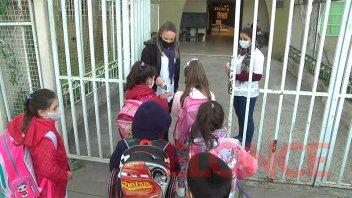 Retornan clases presenciales: en el Gran Paraná vuelven nivel inicial y primario
