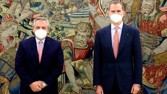 Argentina sumó el apoyo de España en las negociaciones con el FMI