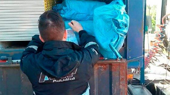 Estiman que el millonario cargamento de cocaína fue cargado en Gualeguaychú