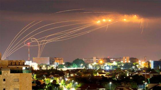 """Cómo funciona la """"cúpula de hierro"""", el sistema antimisiles que protege a Israel"""