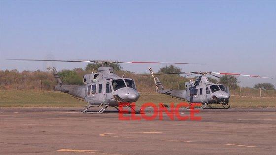 Fuerza Aérea realiza ejercicios de entrenamiento en cielo parananese