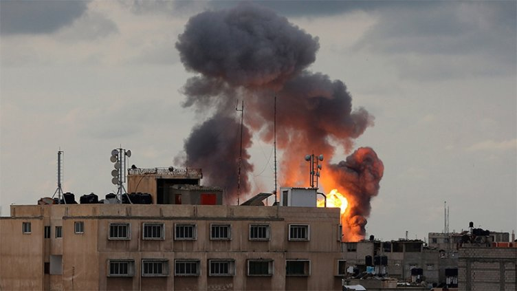 """Con más de 70 muertos, temen otra """"guerra a gran escala"""" entre Gaza e Israel"""