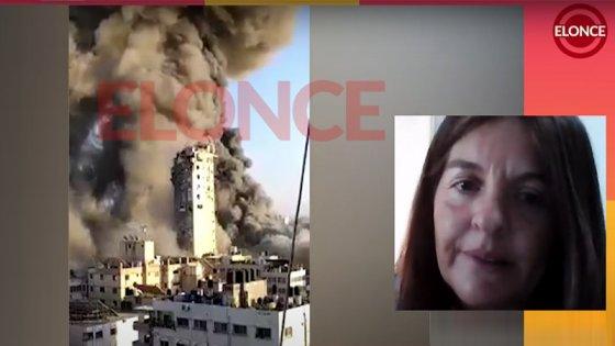 """Paranaense en Israel: """"Cuando suena la alarma tenés 10 segundos para refugiarte"""""""