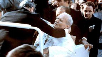 Se cumplen 40 años del ataque al Papa Juan Pablo II