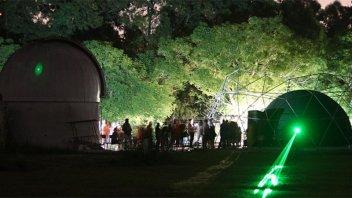Reabre este sábado el Observatorio Astronómico de Oro Verde