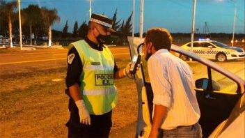 Entre Ríos se suma al operativo Federal de control de alcoholemia