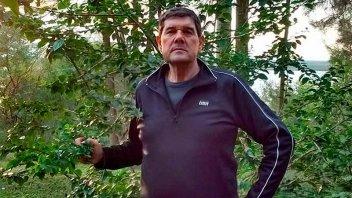 José Cáceres lamentó el fallecimiento del dirigente radical Rubén Villaverde