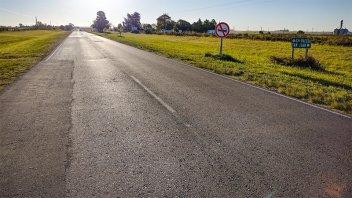 Rehabilitarán la ruta que une las localidades de Racedo y Crespo