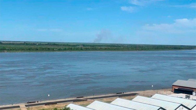 Se han registrado más de 4.000 focos de incendio en las islas del delta