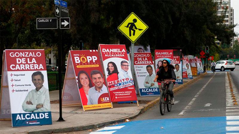 """Elecciones de constituyentes en Chile: """"La derrota de la derecha fue tremenda"""""""