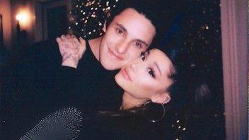 Ariana Grande se casó en secreto: su historia de amor con Dalton Gomez