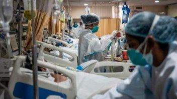India registró la cifra más baja de contagios desde abril: reportó 70.500