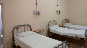Amplían la capacidad de camas con oxígeno centralizado en el departamento Colón