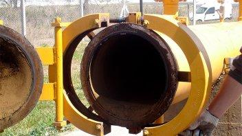 La provincia realizará una inspección interna en el gasoducto entrerriano