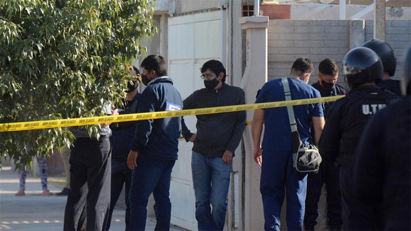 Policía ejecutó a su esposa