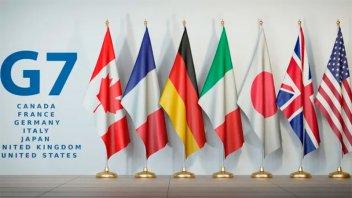 Sin acuerdo por patentes, el G7 se pronunciará para prevenir futuras pandemias