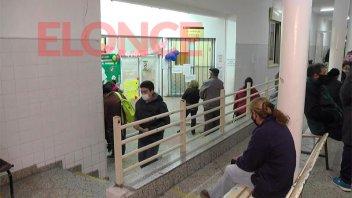 El área de Salud Mental del hospital San Martín asiste a pacientes con Covid-19