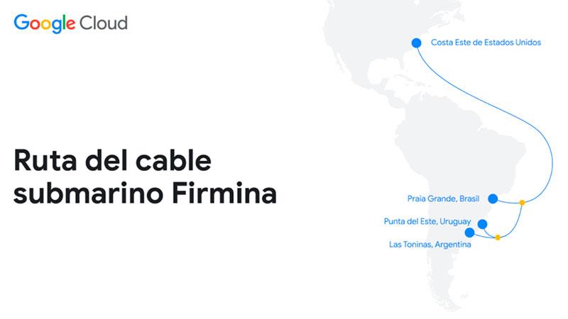 Google unirá Estados Unidos y Argentina a través de un cable submarino -  Internacionales - Elonce.com