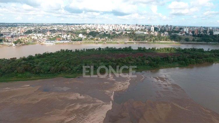 Pronóstico del INA: el río descendería a 20 centímetros bajo cero en Paraná
