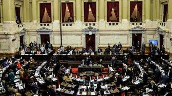 Diputados trata rebajas de tarifas y Consenso Fiscal: será un debate maratónico