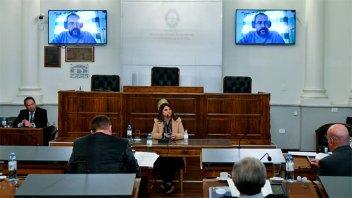 Se realizaron las audiencias públicas para aspirantes a fiscales de la provincia