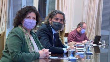 Especialistas recomendaron al gobierno mantener sistema de alarma epidemiológica