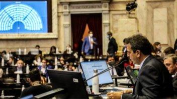 Diputados convirtió en ley el proyecto de Consenso Fiscal