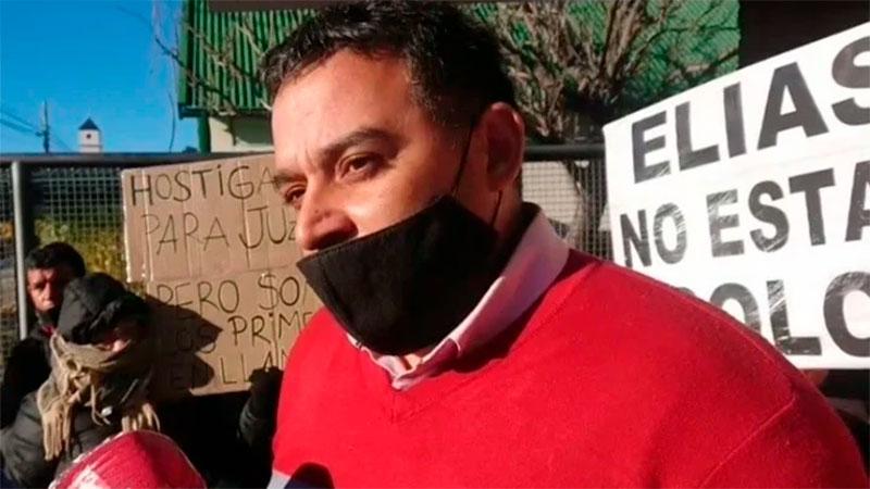 Saavedra fue declarado culpable por matar a la perra