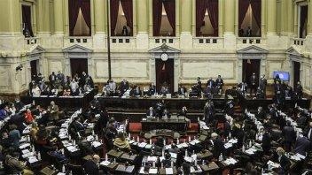 Diputados aprobó el proyecto de ley sobre cupo laboral travesti trans