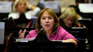 """Blanca Osuna: """"avanzamos en leyes de igualdad de género e inclusión laboral"""""""