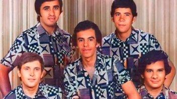 Murió el primer cantante de Los Palmeras, ícono de la cumbia santafesina