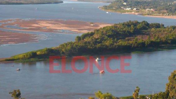 El río volvió a bajar y tiene una altura de 22 centímetros en Paraná