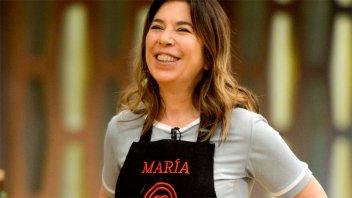 María O'Donnell eliminada de Masterchef: se definieron los 5 finalistas