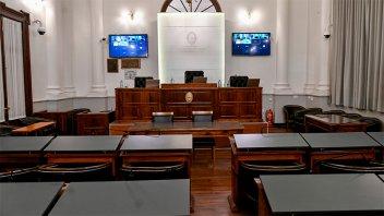 Este martes y miércoles se reúnen comisiones del Senado