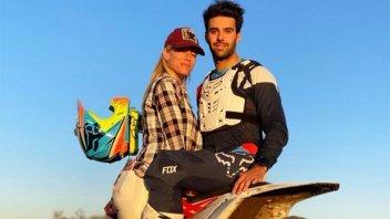 Nicole Neumann y Manuel Urcera oficializaron su noviazgo