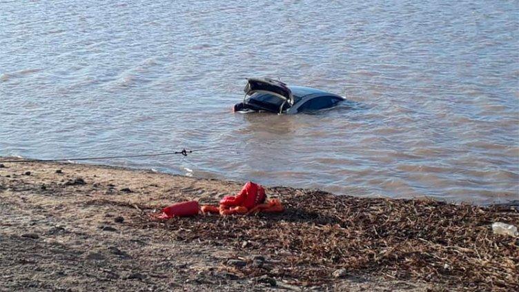 Comerciante secuestrado y arrojado al río en su auto: las claves que investigan