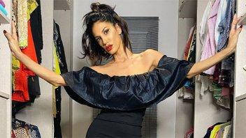 Silvina Escudero contó por qué se distanció y se reconcilió con su novio