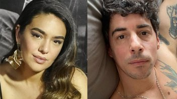 Ángela Leiva le hizo frente a los rumores de romance con Esteban Lamothe