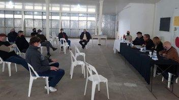 Expusieron el apoyo que se brinda a sectores productivos de Entre Ríos